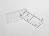 2 Well chambered cover glass with #1.5 high performance cover glass